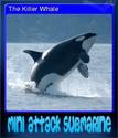 Mini Attack Submarine Card 4