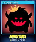 Monsters Ate My Birthday Cake Card 2