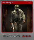 Nation Red Foil 6