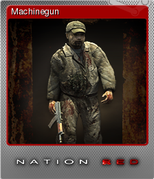 Nation Red Foil 6