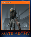 Operation Matriarchy Card 1