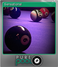 Pure Pool Foil 3