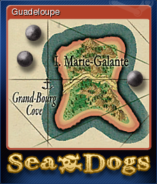 Sea Dogs To Each His Own Card 10