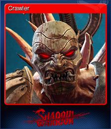 Shadow Warrior Card 5