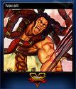 Street Fighter V Card 9