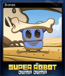 Super Robot Jump Jump Card 7