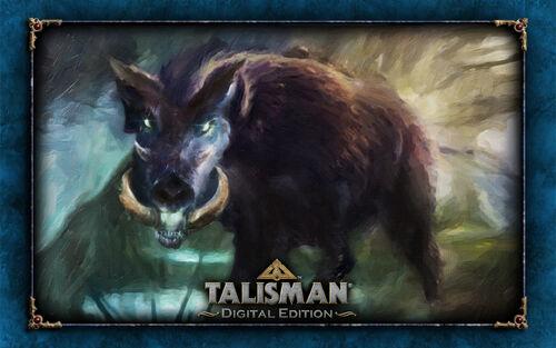 Talisman Digital Edition Artwork 6