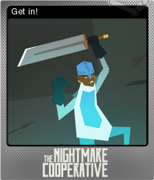 The Nightmare Cooperative Foil 04