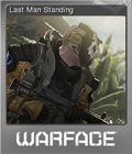 Warface Foil 4