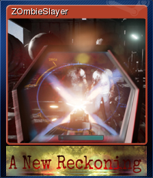 A New Reckoning Card 1
