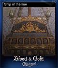 Blood & Gold Caribbean Card 07