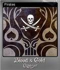 Blood & Gold Caribbean Foil 08