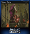 Brutal Legend Card 11