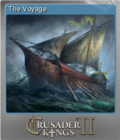 Crusader Kings II Foil 3