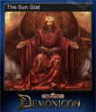 Demonicon Card 9