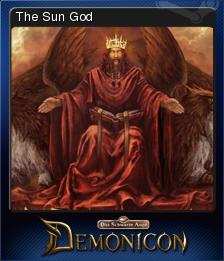 Demonicon Card 9