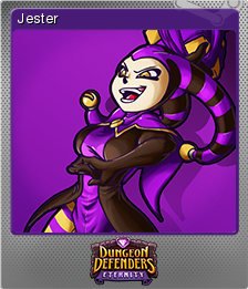 Dungeon Defenders Eternity Foil 5
