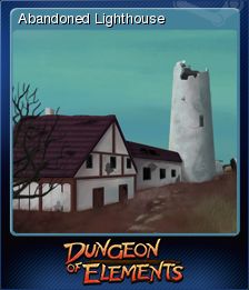 Dungeon of Elements Card 1