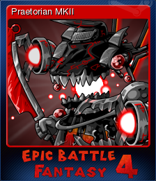 Epic Battle Fantasy 4 Card 12