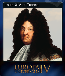 Europa Universalis Louis XIV of France