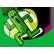 FINAL FANTASY XIII-2 Emoticon FFXIII2cactuar