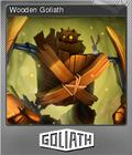 Goliath Foil 1