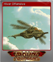Ground Pounders Card 11 Foil