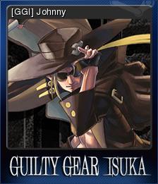 Guilty Gear Isuka Card 05