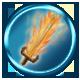 Heroines Quest The Herald of Ragnarok Badge 5