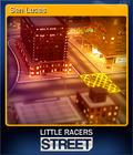Little Racers STREET Card 04