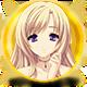 Mahjong Pretty Girls Battle Badge Foil