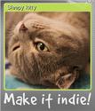 Make it indie Foil 1