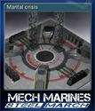 Mech Marines Steel March Card 3