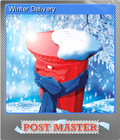Post Master Foil 4