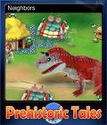 Prehistoric Tales Card 6