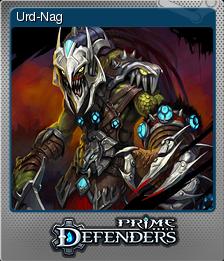 Prime World Defenders Foil 4