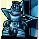 Robot Rescue Revolution Badge 5
