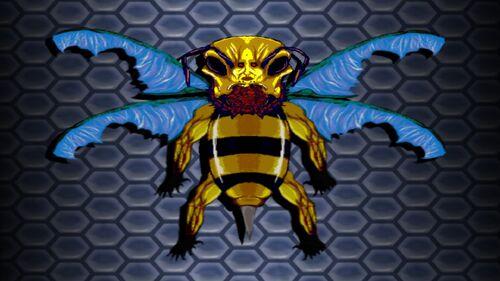 Super Killer Hornet Resurrection Artwork 09
