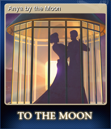 To the Moon Card 1