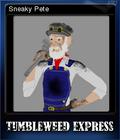 Tumbleweed Express Card 1