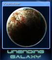 Unending Galaxy Card 2
