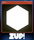 Zup! Card 7