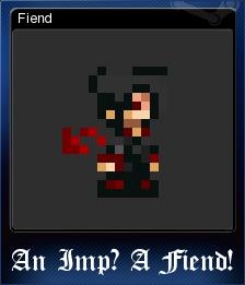 An Imp A Fiend Card 1