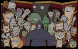 BattleBlock Theater Background All the Puppets
