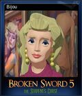 Broken Sword 5 Card 1