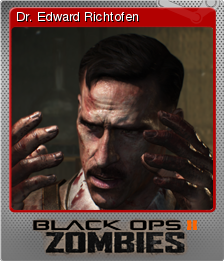 Call of Duty Black Ops II Zombies Foil 6