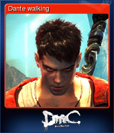 DmC Devil May Cry Card 5