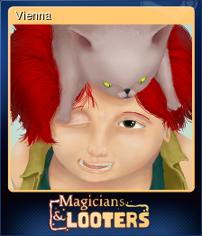 Magicians & Looters Card 6