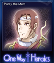 One Way Heroics Card 2