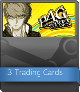 Persona 4 Golden Booster Pack